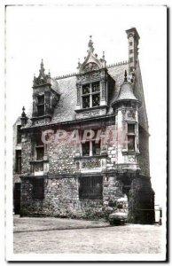 Old Postcard Le Mans Rue des Canons House Restored Renaissance in XIX th century