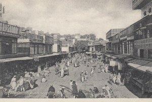 PESHAWAR CITY , India , 1900-10s ; The Bazar