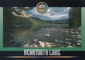 Wyoming Beartooth Lake