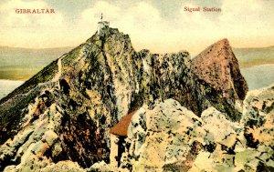 Gibraltar - Signal Station