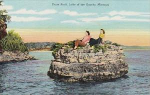 Missouri Lake Of The Ozarks Drum Rock Curteich