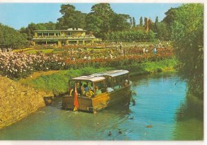 Chester Zoo, Water Bus and Gardens. Cheshire, England UK