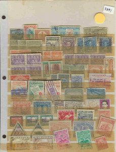 s3391 stamp accumulation Latin America Mixture