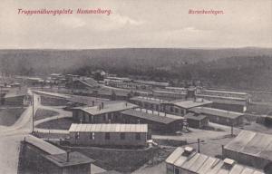 HAMMELBURG, Bavaria, Germany; Truppenubungsplatz, Barackenlager, 00-10s