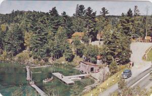 Red Deer Lodge, NESTOR FALLS, Ontario, Canada, 40-60s