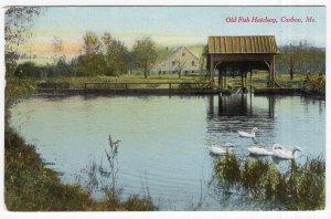 Caribou, Me, Old Fish Hatchery