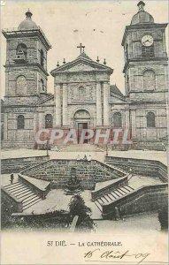 Old Postcard Marseille Fort Saint John (1900 card)