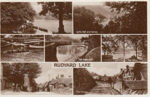 RP: RUDYARD LAKE , England , 1930s