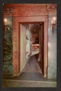 DC Franciscan Monastery Catacomb WASHINGTON Postcard PC
