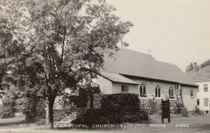 RP: SANFORD , Maine , 1930-40s ; St George's Espiscopal Church