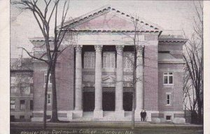 New Hampshire Hanover Webster Hall Darmouth College 1950