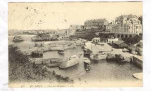 Biarritz , France, PU-1909 ; Port des Pecheurs
