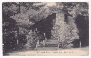 The Lodge, Camp Wayaka, Otisfield, Maine, 00-10´s