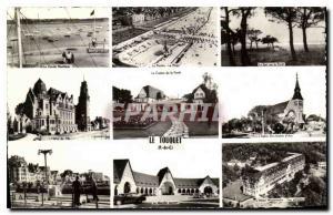 Old Postcard Le Touquet P C