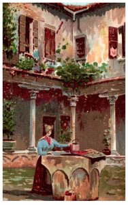 Italy Venice , Noo