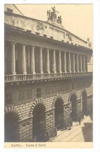 Teatro S. Carlo, Napoli, Campania, Italy, 10-20s