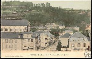 france, EPINAL, Rue Boulay-de-la-Meurte (1910)
