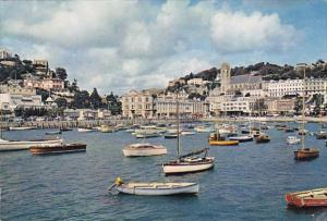 England Torquay Inner Harbour and The Strand