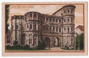 Crier, Porta nigra, Ostseite