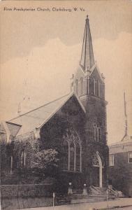 Exterior,  First Presbyterian Church,  Clarksburg,  West Virginia,   PU_1944