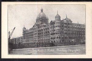 Taj Mahal Hotel,Bombay,India