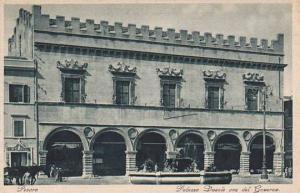 Pesaro , Italy , 00-10s : Palazzo Ducale ora del Governo
