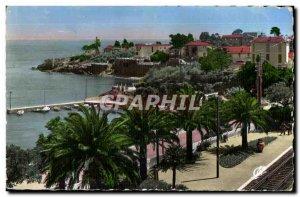Agay - the Port and Villas - Modern Postcard