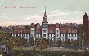 Providence Hospital, Seattle, Washington, PU-1912