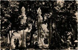 CPA AK INDOCHINA Hanoi Pagode de Jade VIETNAM (957265)