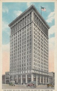 BALTIMORE , Maryland,1910s ; The Munsey Building