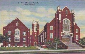 Florida Tampa First Christian Church