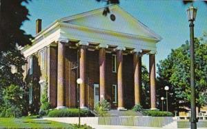 Kentucky Georgetown Giddings Hall Georgetown College