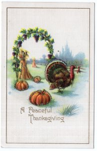 A Peaceful Thanksgiving