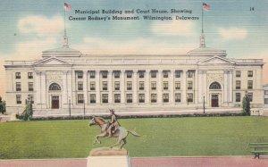 WILMINGTON, Delaware, 1930-40s ; Court House