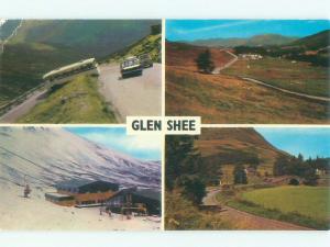 Pre-1980 NICE VIEW Glen Shee In Perthshire Scotland UK i4253