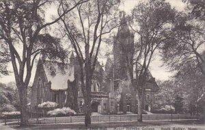 Massachusetts South Hadley Mary Lyon Hall Mount Holyoke College Albertype