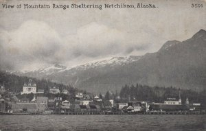 KETCHIKAN , Alaska , 1900-10s ; Waterfront
