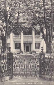 Stanton Hall Clubhouse Of Pilgrimage Garden Club Natchez Mississippi Albertype