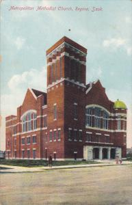 Metropolian Methodist Church , REGINA , Saskatchewan , Canada , 00-10s