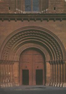 Postal 008242: Puerta del Palau en la catedral de Valencia