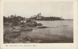 MARQUETTE , Michigan , 1901-07 ; LIGHTHOUSE #2