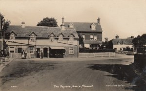 RP: SARRE , Thanet , Kent , UK , 1918 ; The Square