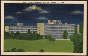 Virginia Tennessee PC Bristol Hospital  unused