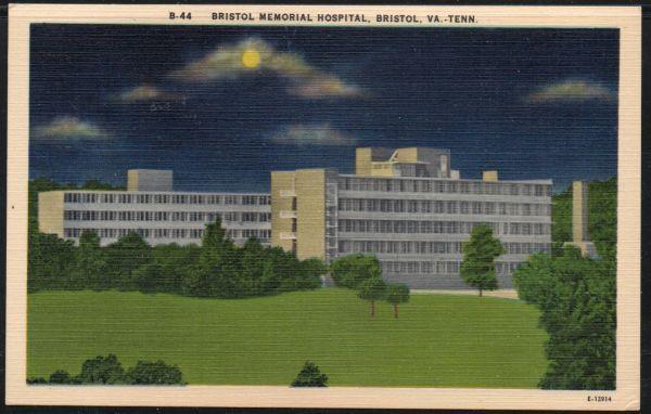 Virginia Tennessee PC Bristol Hospital  unused