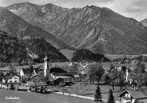 Fischbachau Sommer und Winterkurort Kirche Church Pension Gasthaus Panorama