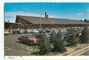 Vintage Postcard Canyon Village Lodge Yellowstone National Park   # 2675