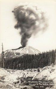 RP: Mt Lassen Volcano , California , 1910-30s ; Patterson 1222