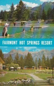 Canada Fairmont Hot Springs Resort Fairmont Hot Springs British Columbiua