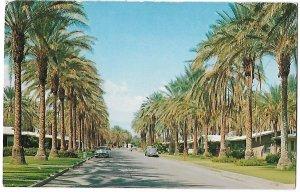Sun Gold Residential Park Indio California Coachella Valley