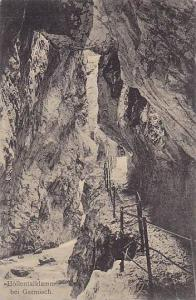 Hollentalklamm Bei Garmisch (Bavaria), Germany, 1900-1910s